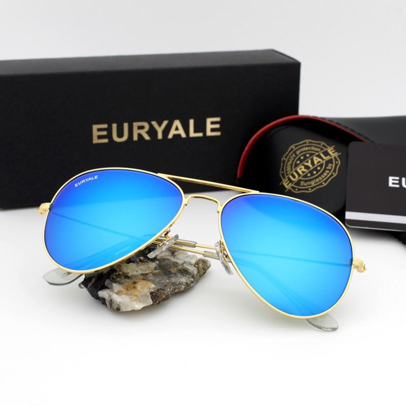 2019 Top quality Glass lens 3O25 brand designer sunglasses women/men vintage aviation glasses new shades oculos de sol