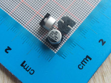 Бесплатная Доставка 50 шт./лот высокое Качество SMD Алюминиевых Электролитических Конденсаторов 6.3 В 220 МКФ 6*5 ММ электролитический конденсатор 220 мкФ