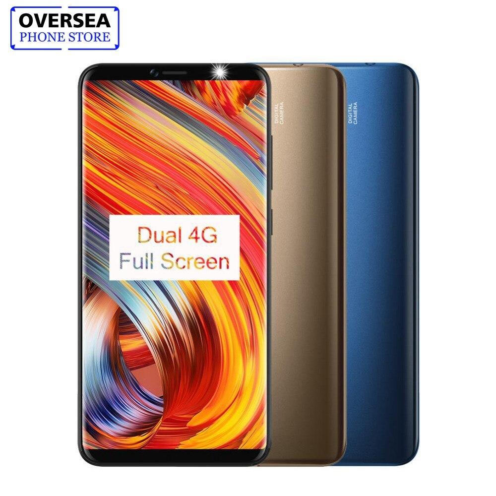 LEAGOO M9 PRO 4g Smartphone 5.72 18:9 plein Écran Android 8.1 MT6739V Quad Core 2 gb + 16 gb 3000 mah Face Unlock Mobile Téléphone