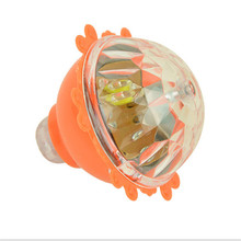 Светло-до игрушка Волчок волчком Красочные огни светодиодные лампы вспышки музыка Классические Игрушки LED Волчок Гироскопа детские игрушки ЙО-ЙО Вращения игрушки