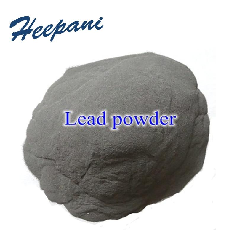 Free Shipping High Purity Small Lead Powder Anti-radiation Pb Industry Metal Powder 80 Mesh - 5000 Mesh