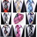 17 Цветов Бизнес партия Тонкий Norrow Галстук Для Мужчин 5 см Случайный Стрелка Тощий Атласный Галстук Мода Молодой Человек Аксессуары Gravata