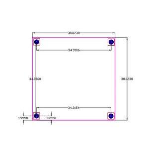 Image 5 - Mini PBCswitch module PBC OEM module mini size 4 Ports Network Switches Pcb Board mini ethernet switch module 10/100Mbps OEM/ODM
