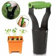 1Piece Manual Weeding Shovel Gardening Weeding Transplanting Shovel Garden Tool Agricultural Seedling Transplanter цена