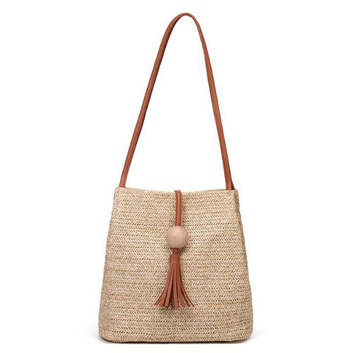 Yogodlns Women Straw Bag...