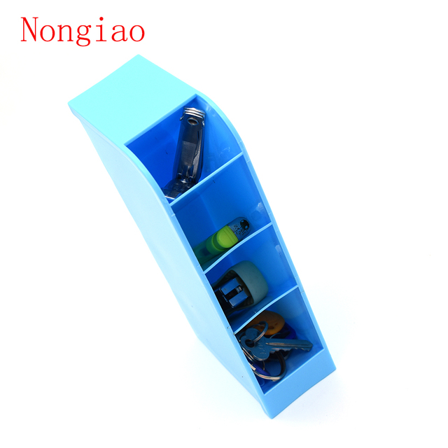 Plastic Storage Box For Livingroom Coffee Table Decorative Storage