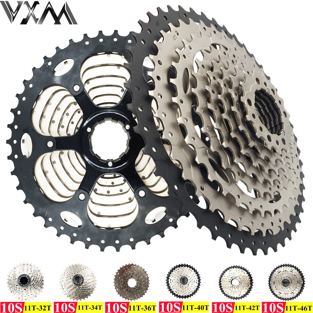 Vxm Bicycle Freewheel Mtb Flywheel Card Type Flywheel 10speed Cassette Freewheel Cassettes, Freewheels & Cogs Bicycle Components & Parts