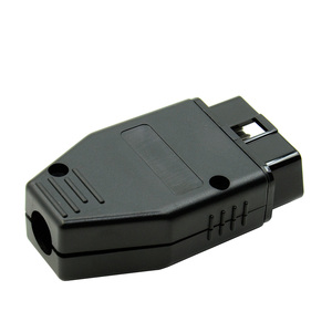 Image 3 - 20 adet/grup OBD erkek fişi ile PCB OBD2 16Pin konnektör OBD II adaptörü OBDII konnektörü J1962 soket başlı araba için teşhis değiştirmek