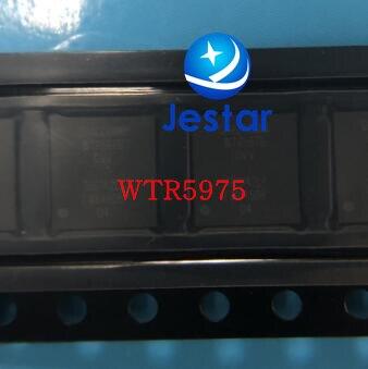10 pçs novo original wtr5975 u_wtr_e gigabit lte transceptor ic para iphone 8plus x