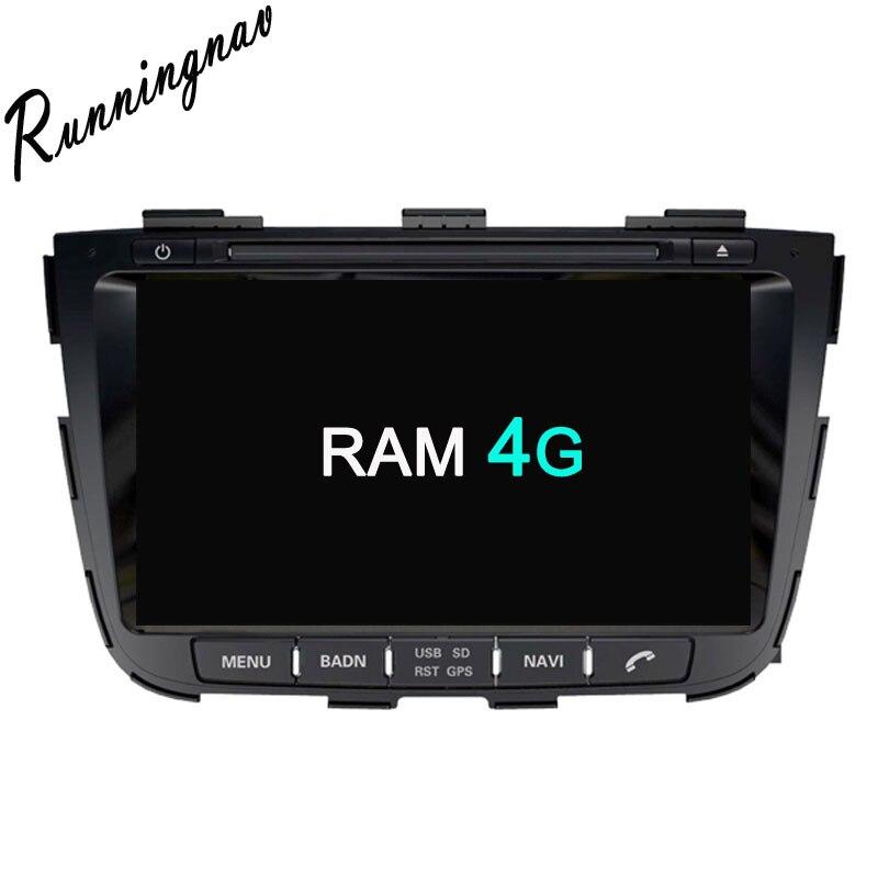 Android 8.0 Octa Core PX5/PX3 Fit KIA SORENTO 2013 2014 2015 Auto Lettore DVD di Navigazione GPS Radio
