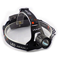 Cree L2 Led Headlamp Frontale Head Torch Lamp Flashlight Lampe Zoomable Led headlight Focus With USB Port For Fishing Hunting