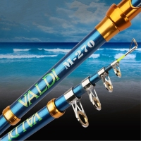 Carbon Spinning Telescopic Fishing Rod Spinning Lure Fishing Rod Fly Rod To Crap Fishing Casting Travel