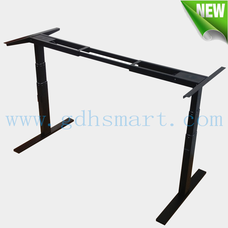 office desk components. office furniture standing desk u0026 intelligent height adjustable with electric motor metal frame on aliexpresscom alibaba group components c