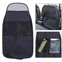 Waterdichte Universele Auto Seat Terug Organisator Storage Bag Car Seat Terug Scuff Vuil Bescherm Cover Voor Kind Baby Kid kick mat Pad