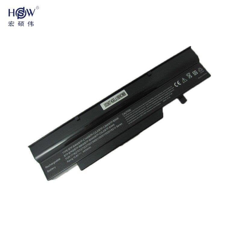 HSW notebook battery forfujitsu Pro Amilo V3405 V3505 V3525 V8210 BTP-BAK8,BTP-B4K8,BTP-B5K8,BTP-B7K8 bateria akku 8210 8210yrz sop8