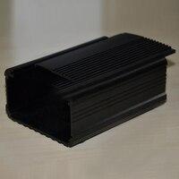 Aluminum Alloy Instrument Shell Electric Enclosure Box DIY 95X54X130mm NEW