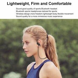 Image 4 - Wireless Headphones Bluetooth 5.0 Waterproof IPX4 Ear Hook Headphone Sport Running Headset Stereo Wireless TF with microphone
