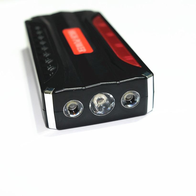 Démarrage de voiture Portable batterie externe démarreur de saut automatique d'urgence saut de voiture Auto batterie Booster Pack véhicule démarreur de saut de voiture - 2