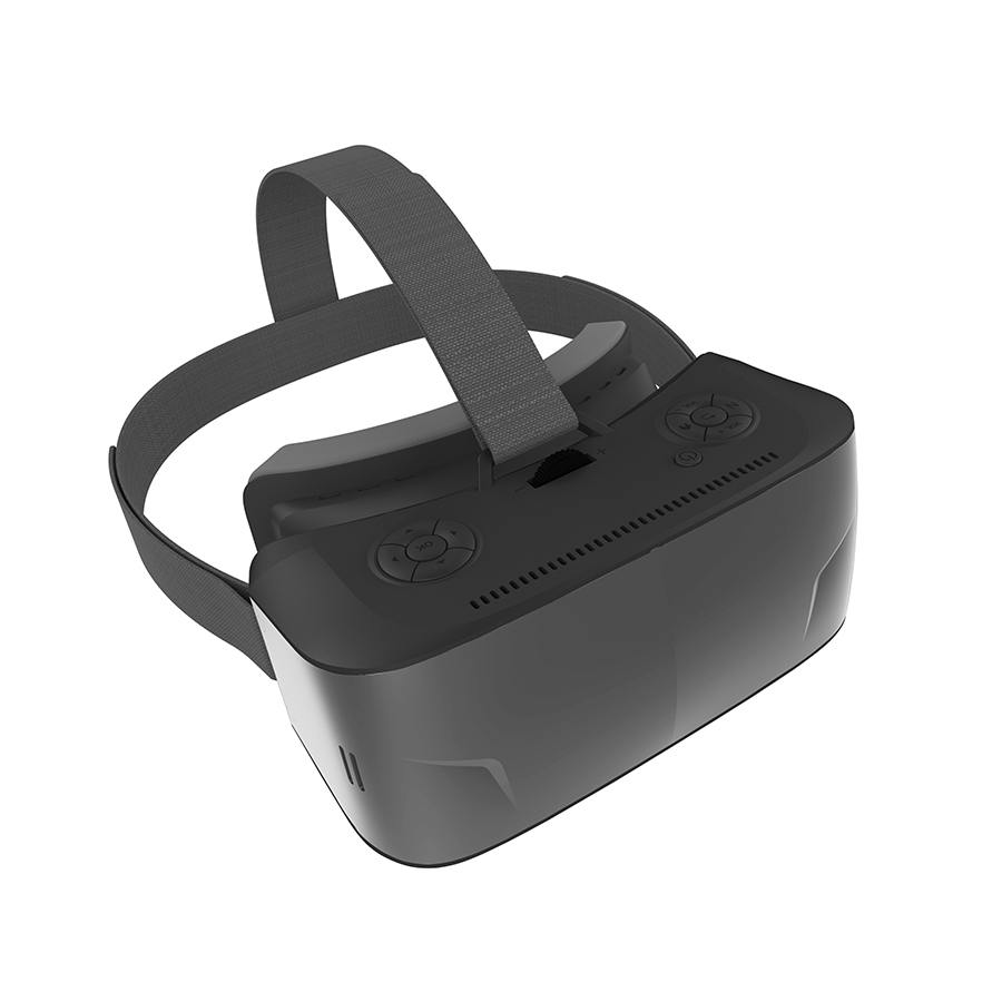 All in One  VR Glasses WiFi Bluetooth Virtual Reality 3D VR Headset 1920 1080P Display Built-in APP TF Card 128G