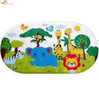 39cmx69cm Non Slip Baby Bath Mats Shower Mat For Kids 29 W X 16 L Fits