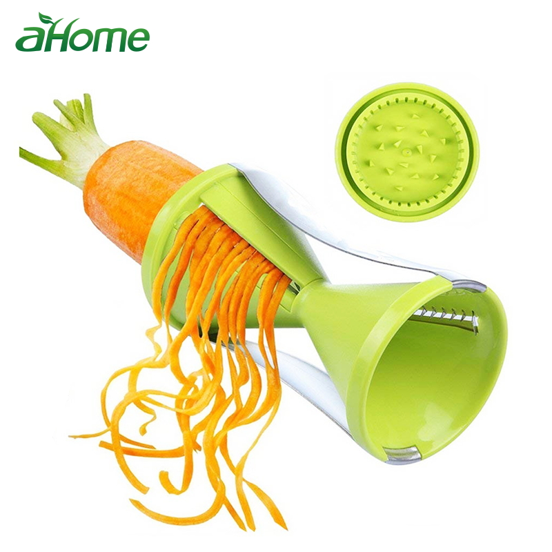 US $0.95 20% OFF|Hourglass Rotary grater Kitchen Gadget Carrot Slicer 360  Degree Rotary Vegetable Cutter Cutter Grater Kitchen Cooking Tool-in  Graters ...