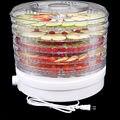 5 Trays Voedsel Dehydrator Fruit Groente Kruid Droogmachine voedsel Droger
