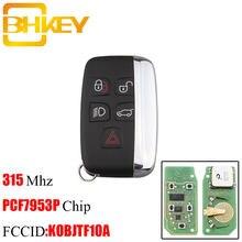 Bhkey 315 МГц дистанционный Автомобильный ключ для land rover
