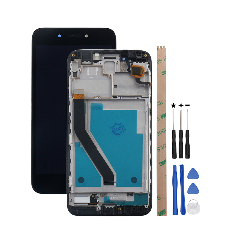 Image 2 - ocolor For Huawei Honor 6A DLI TL20 DLI AL10 LCD Display and Touch Screen +Frame Assembly For Huawei Honor 6A Pro LCD +Toolsscreen touchdisplay lcd touch screenlcd display touch screen -