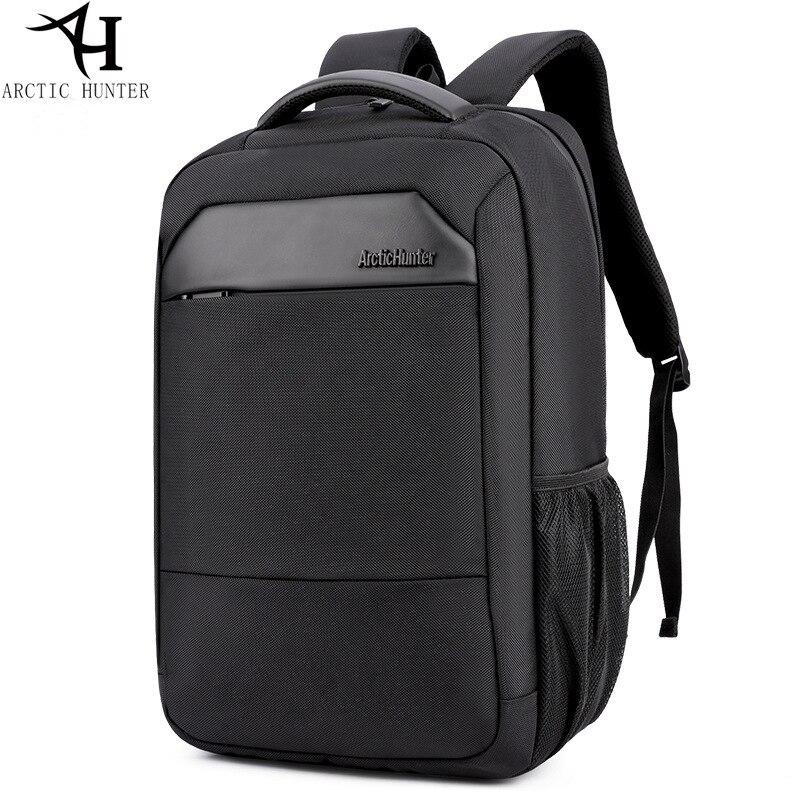 Casual business mens computer backpacks 15.6 Multifunction Large Capacity Oxford Waterproof Laptop backpack youth black bagpack