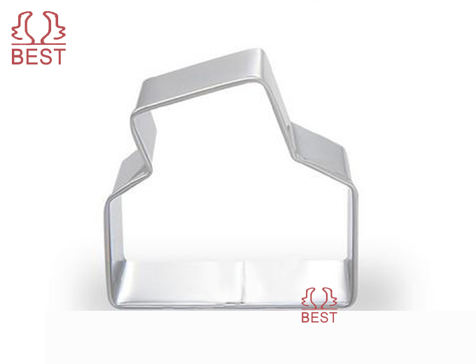 Envelope shape cookie cutter Stainless steel cutters Love
