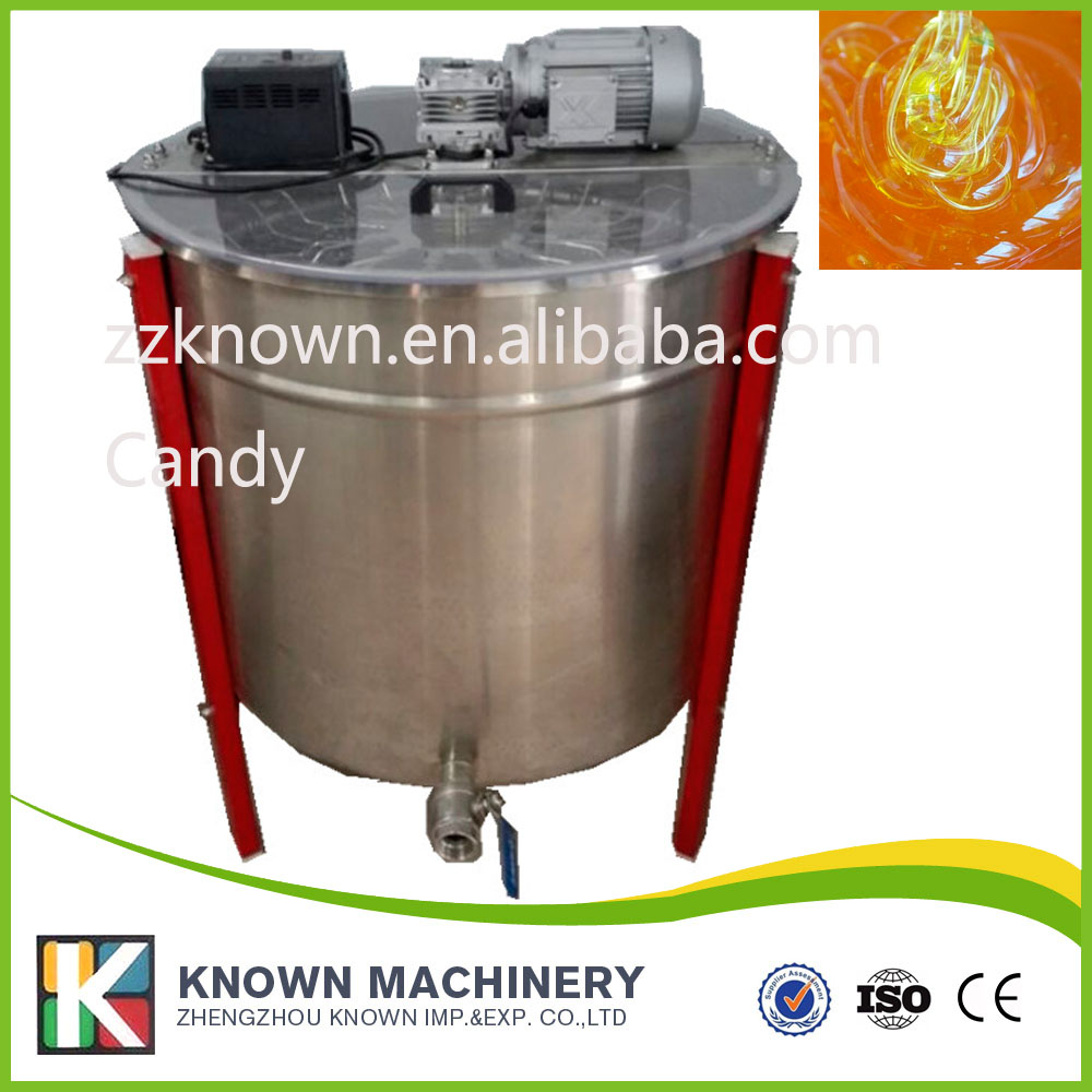 seamless welding 24 frames new design electric honey extractor 6 frames reversible honey extractor for bee keeping