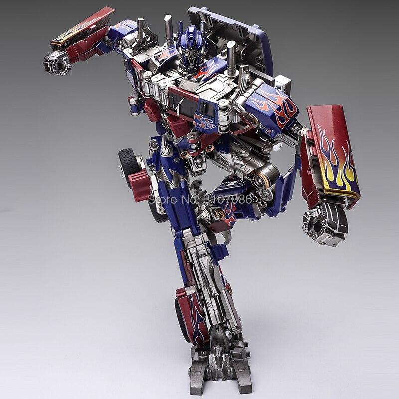 Wholesale Weijiang Robot Oversized Movie SS05 Alloy MPM04 Optimus Prime