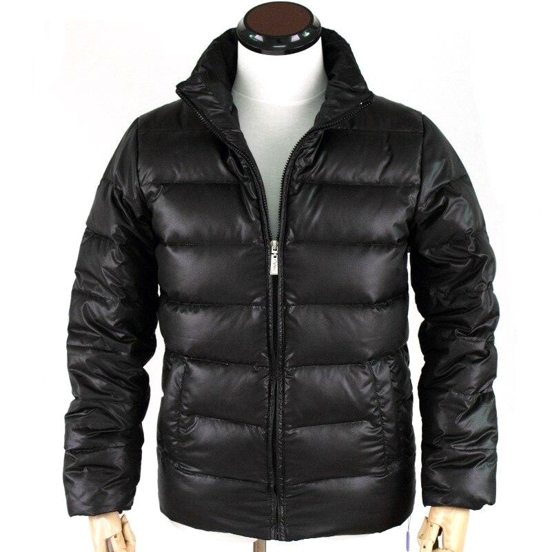 Degli uomini di grandi dimensioni verso il basso di modo del rivestimento caldo giacca spessa verso il basso cappotto nero e grande formato XL 4XL 5XL 6XL 7XL 8XL 9XL 10XL 11XL 12XL 13XL-in Giubbotti di piumino da Abbigliamento da uomo su  Gruppo 1