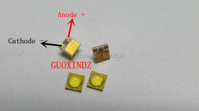LUMILEDS LED תאורה אחורית 3W 3V 3030 מגניב לבן LCD תאורה אחורית עבור טלוויזיה עבור Apple LED LCD תאורה אחורית צג יישום