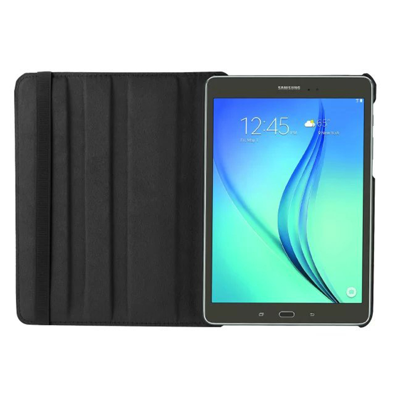 Flip Pu Leather Cover For Samsung Galaxy Tab S2 9.7 360 Rotating Stand Cover Case Tab S2 9.7 T810 T815 Tablet Cases