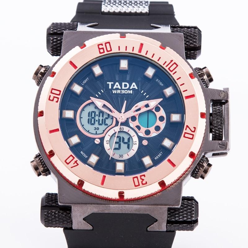 Naujas dizaineris viršų prabangus prekės ženklas TADA vyrų - Vyriški laikrodžiai - Nuotrauka 1
