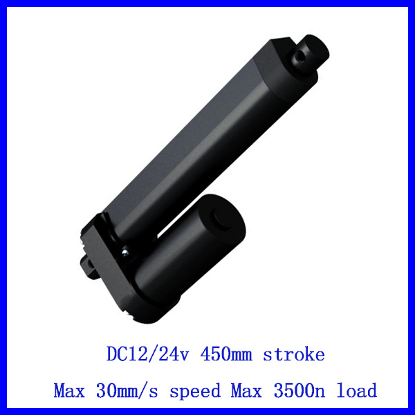 Dc V V Mm Stroke N Kgs Max Load Capacity Linear Actuator For Electric Font B on Linear Actuator For Electric Automatic Gate Opener View