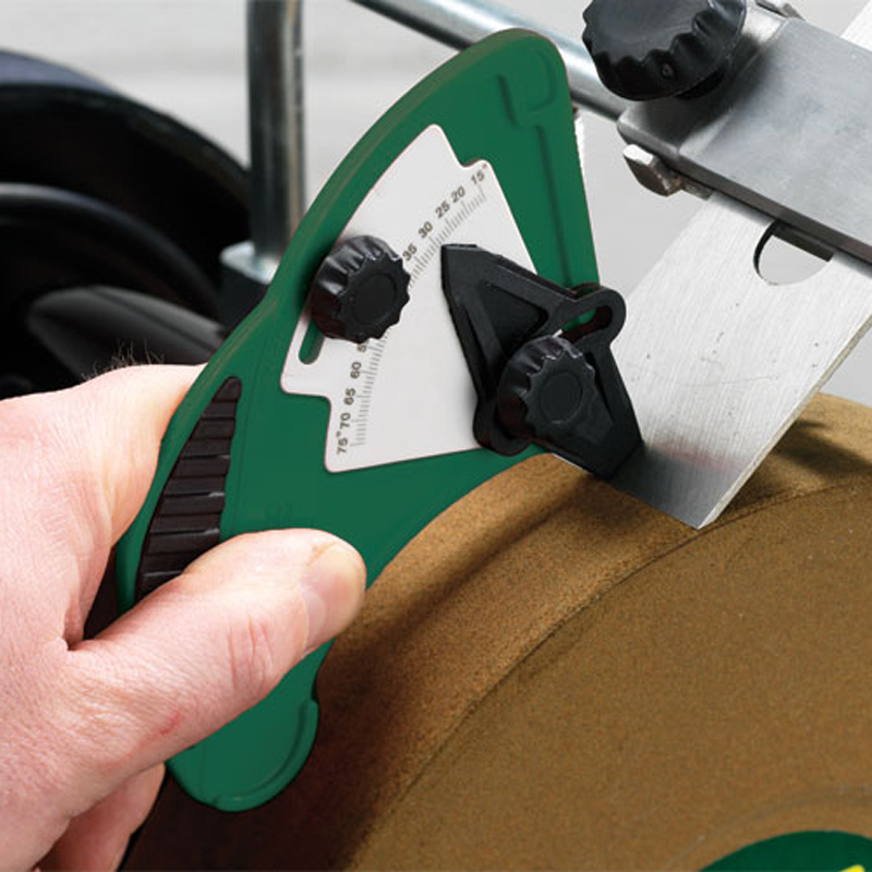 Sharpening Blade Angle Gauge Sharpening Aid