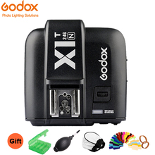 Godox X1N X1T-N I-TTL 2.4 G Wireless 1 / 8000s HSS 32 Channels Camera Flash Trigger Transmitter for Nikon DSLR