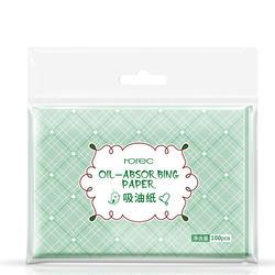 100 листов/упаковка Professional Face Make Up Oil Absorbing впитывающий для лица чистая бумага Oil control ПЛЕНКА ТКАНИ