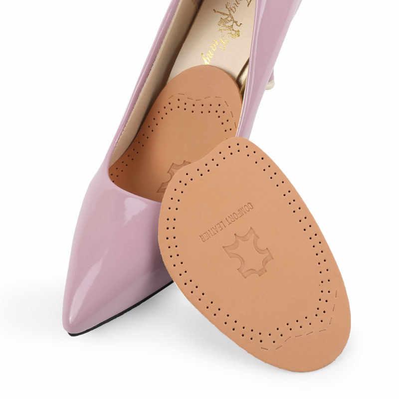 Kadın Ayakkabı Ekler Ön Ayak Pedi Yüksek Topuk Lateks Tabanlık Şok Emici Nefes Astarı Ayakkabı Aksesuarları Yastık chaussure
