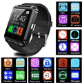 Relogio Smartwatch u8 Reloj Inteligente Bluetooth Smart Watch u8 Wrist Watch for IOS Android Wear PK gt08 gv18 dz09 u80