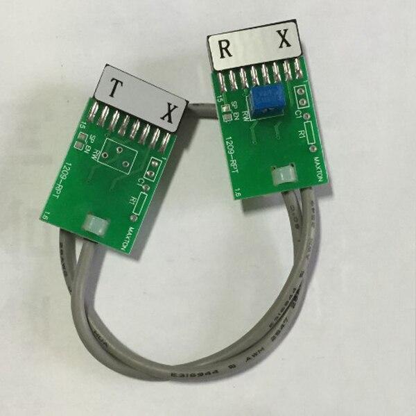 5 xduplex реле станции Repeater Соединительный кабель для Motorola Мобильное радио pm400 Maxtrac GM серии m GM380 GM360 GM340 ...