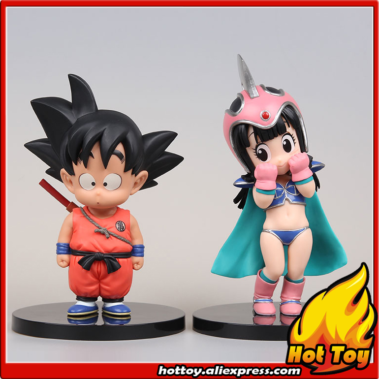 100% Original Banpresto DRAGONBALL COLLECTION Vol.3 Toy Figure - Son Goku & Chi Chi from Dragon Ball namibia vol 3 episode 3