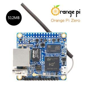 Image 2 - Orange Pi Zero 512MB+Protective White Case,Mini Single Board Set