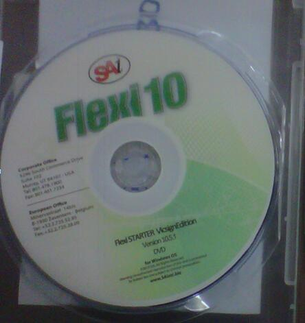 Vicsign HW HS Cutting Plotters Software Flexi 11 With Segment Function