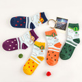 The new winter socks NEW CUTE balloon Ladies Cotton Socks