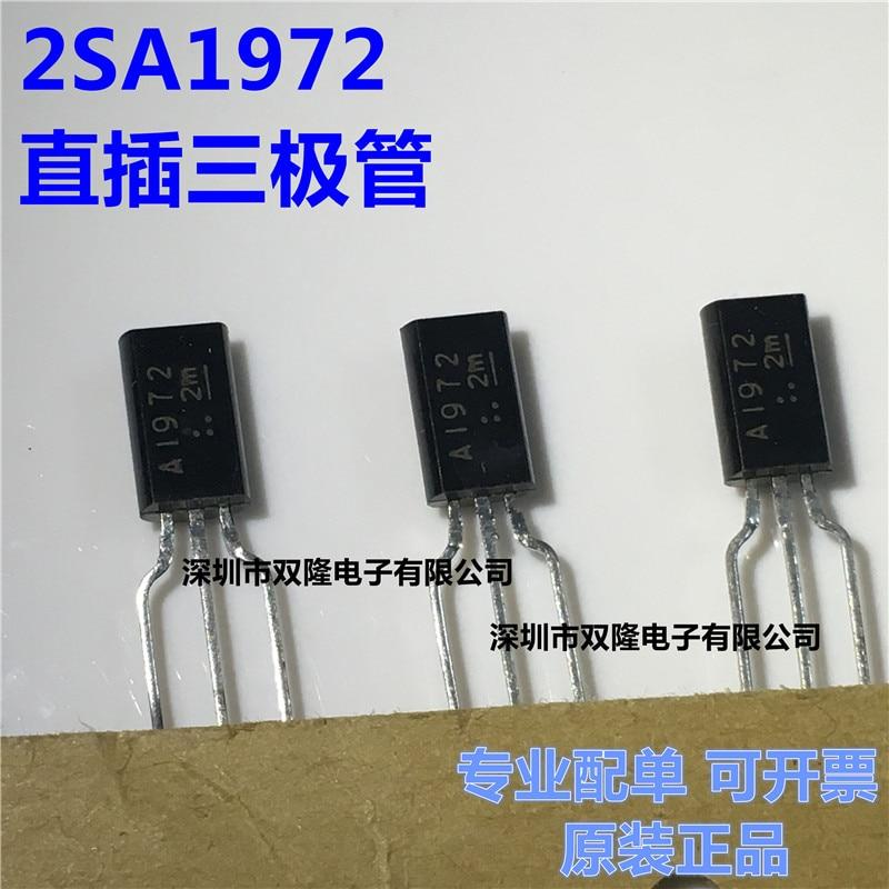 5PCS 2SA1972 A1972 TRANSISTOR TO92L