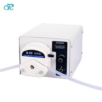 High Precision Liquid Metering Peristaltic Pump For Liposuction 24v input liquid metering peristaltic pump stepper