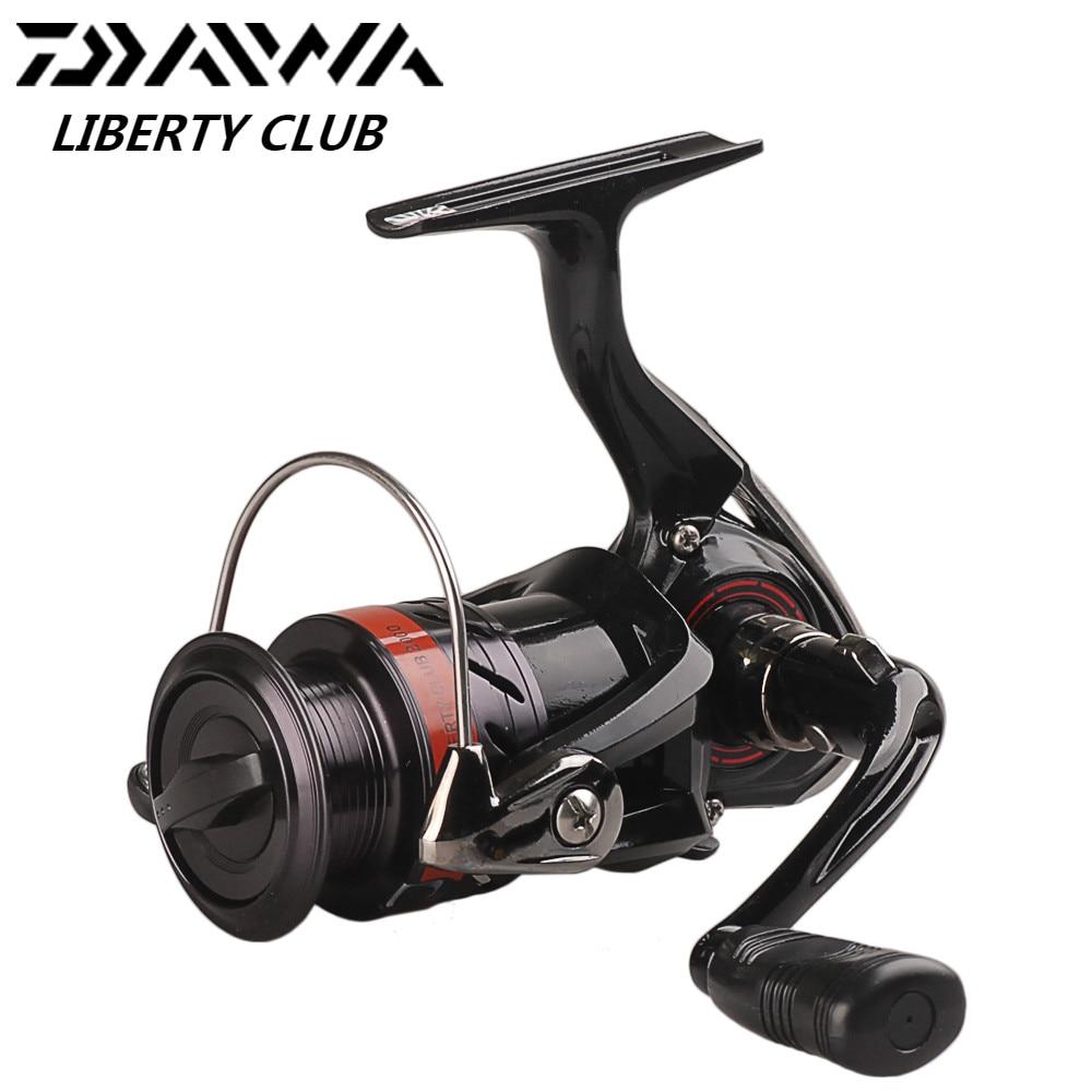100 Original DAIWA Fishing Spinning Reel 2000 3000 3500 4000 Lure Fishing Reel Carretilhas De Pesca Moulinet Spinning Wheel цена